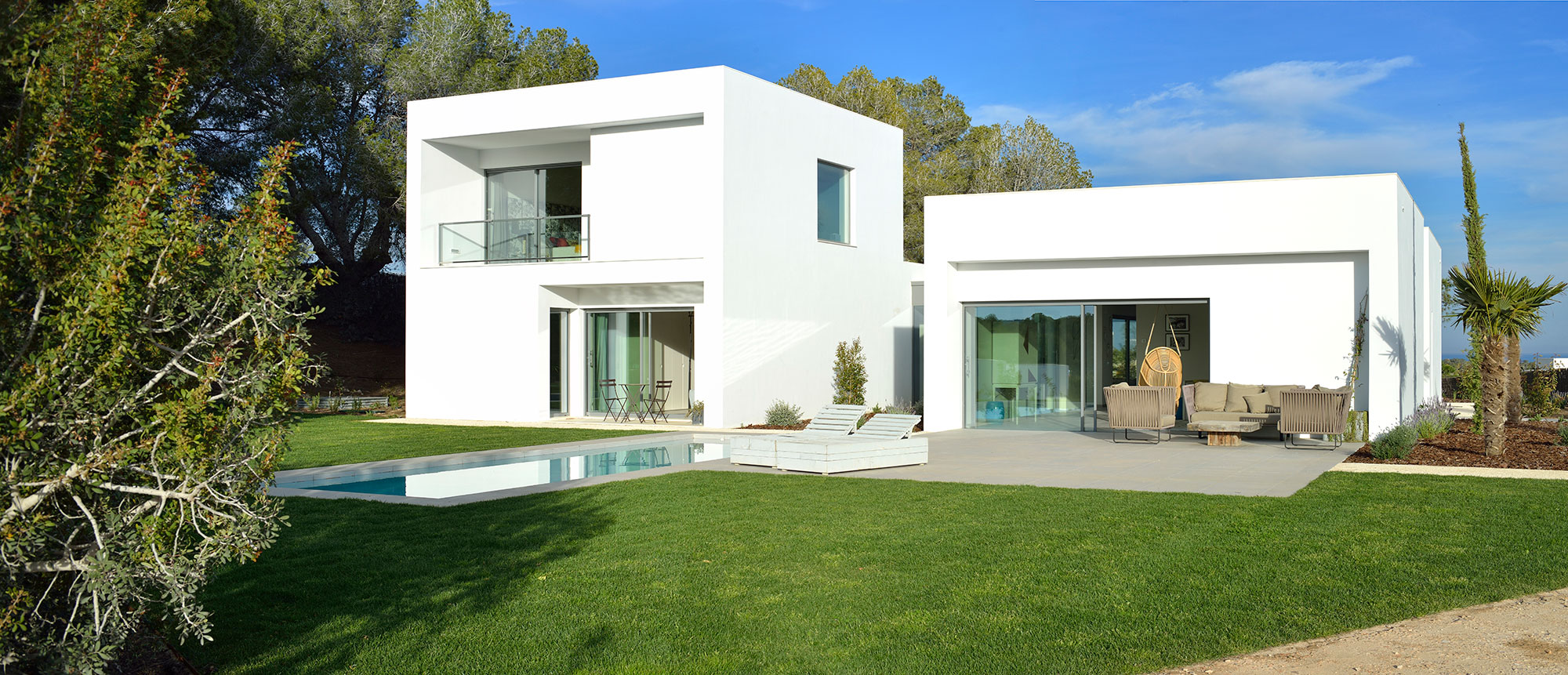 Milano Villa, Spanish Golf Property