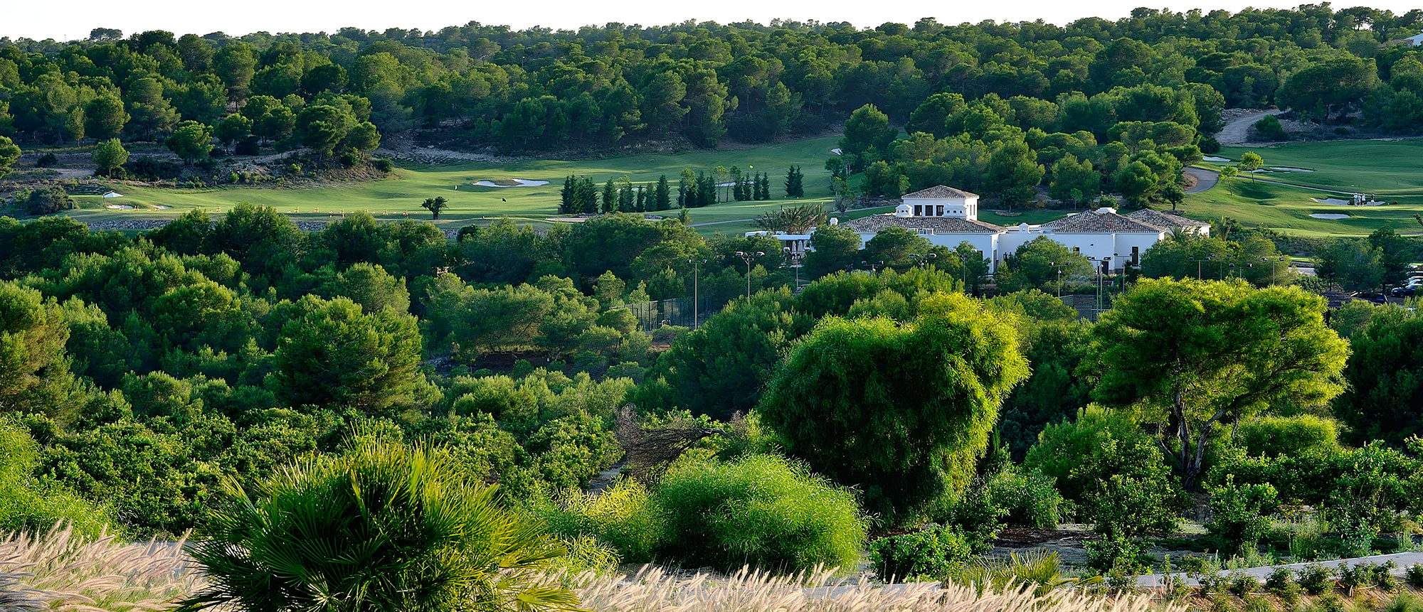 Building Plots, Spanish Golf Property